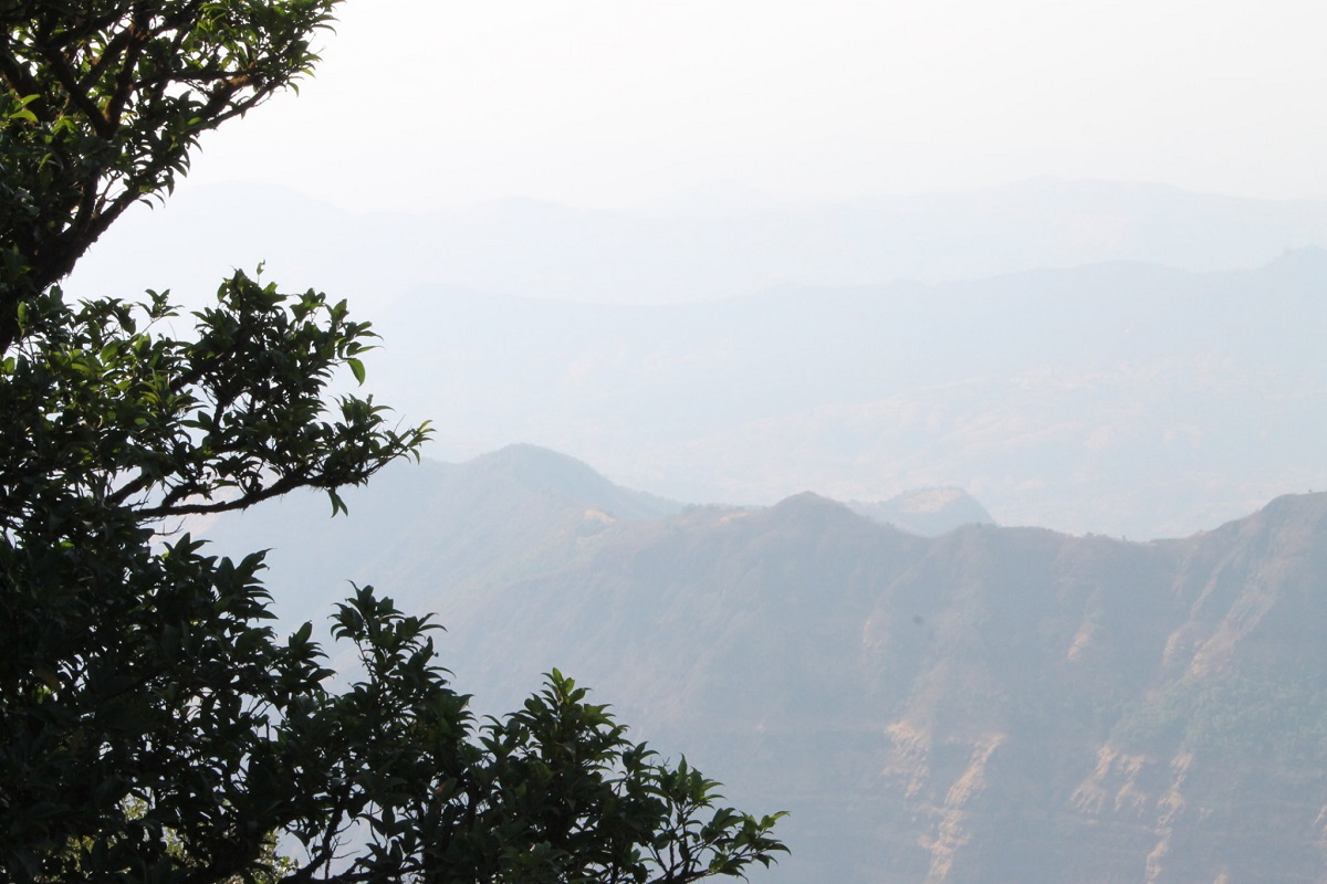 Kate's Point & Echo Point, Mahabaleshwar