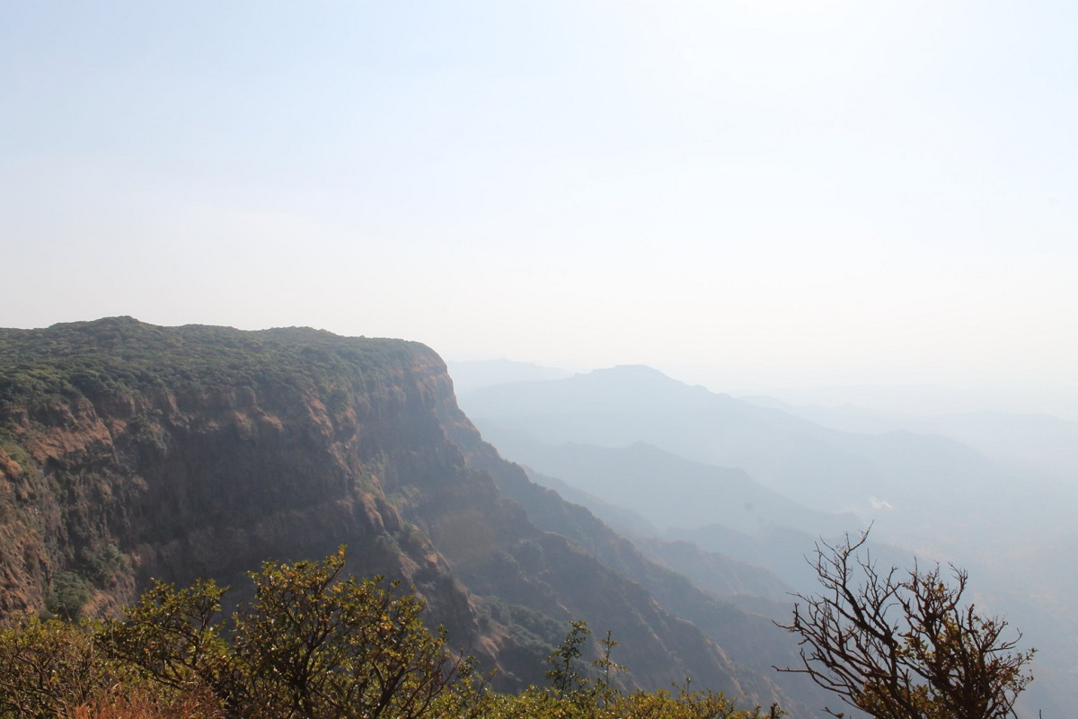 Hills and Nature at Mahabaleshwar