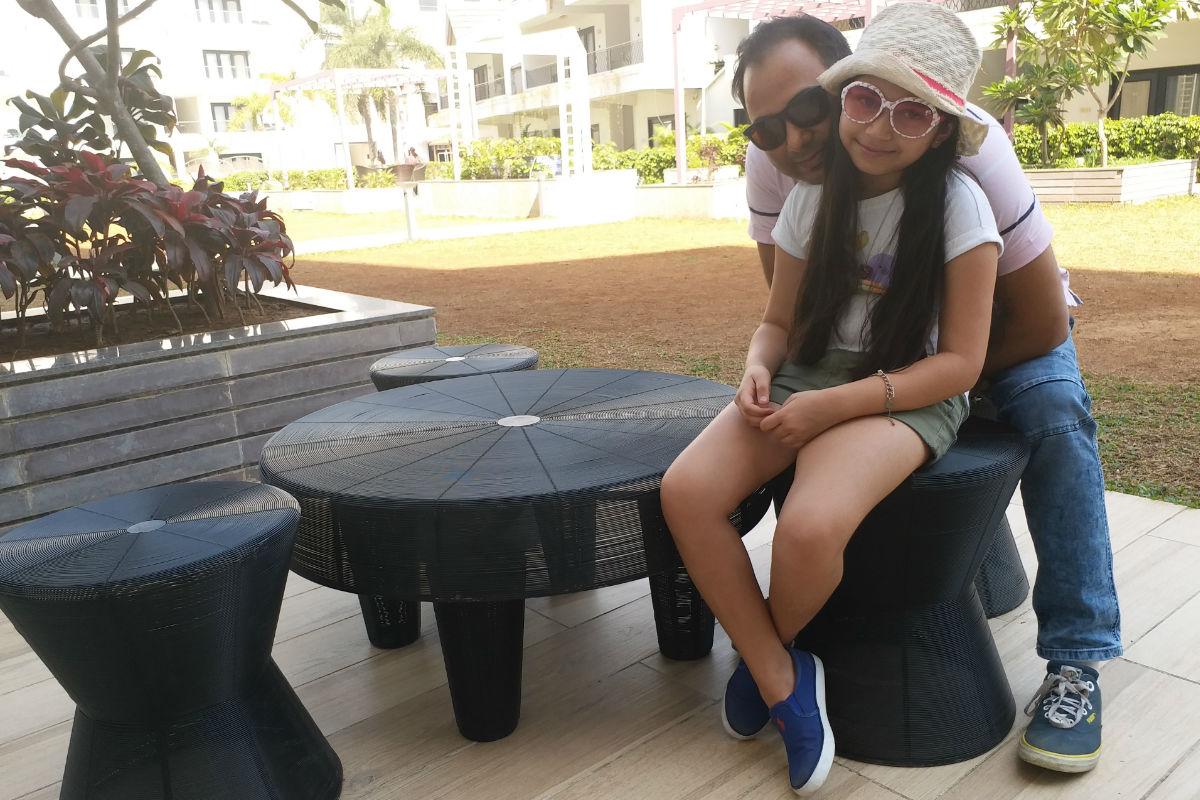 Littlegypsy family time at Mirasol resorts