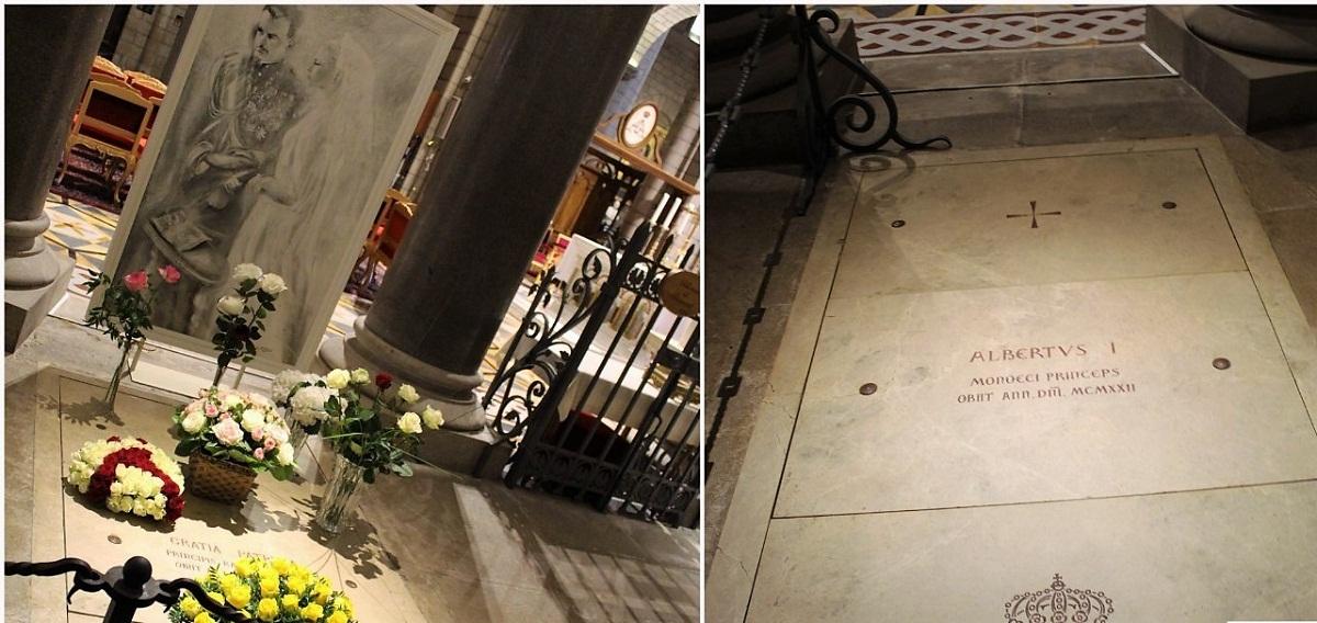 Tombs of Monaco's Sovereigns