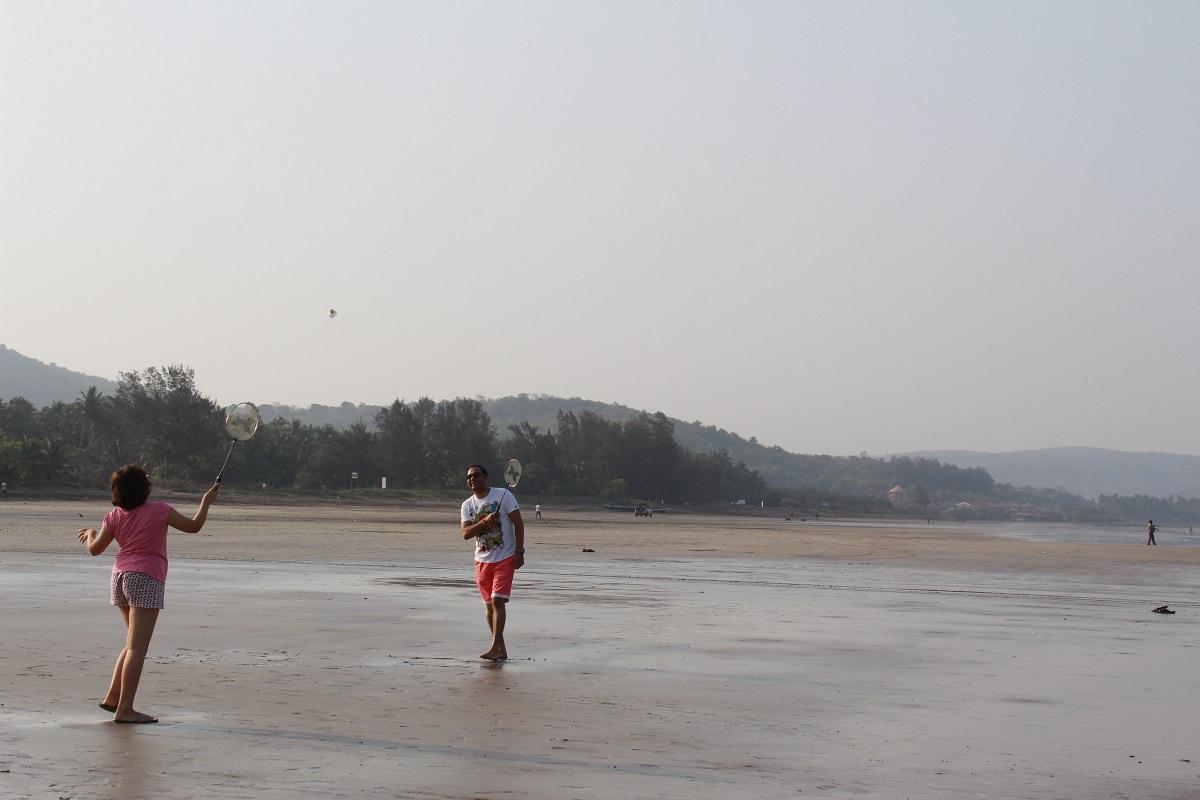Ladghar Rocky Beach, Dapoli Maharashtra