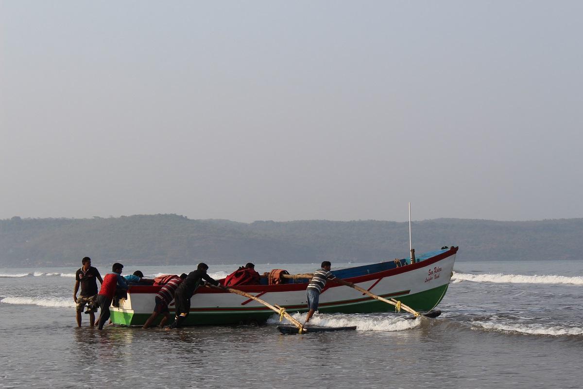 Sea Adventures at Dapoli