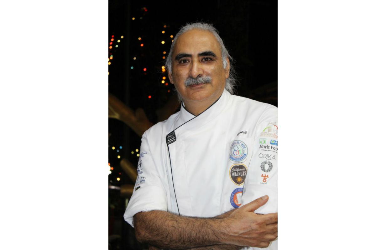 Chef Umesh Mattoo