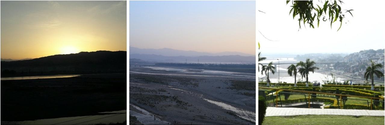 River Tawi in Jammu