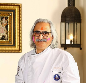 Chef Umesh Mattoo on Eve of Holi