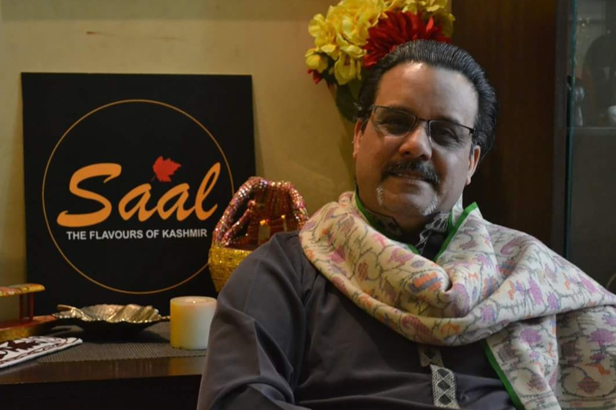 Sunil Tickoo - Director of Saal Flavours