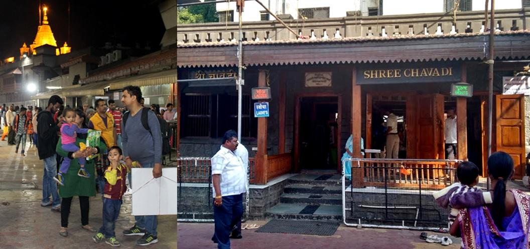 Dwarka Mai Temple and Shree Chavadi