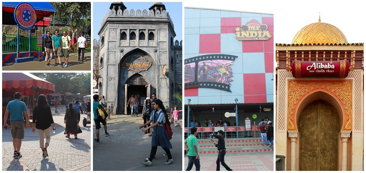 Games and Movies at Imagica