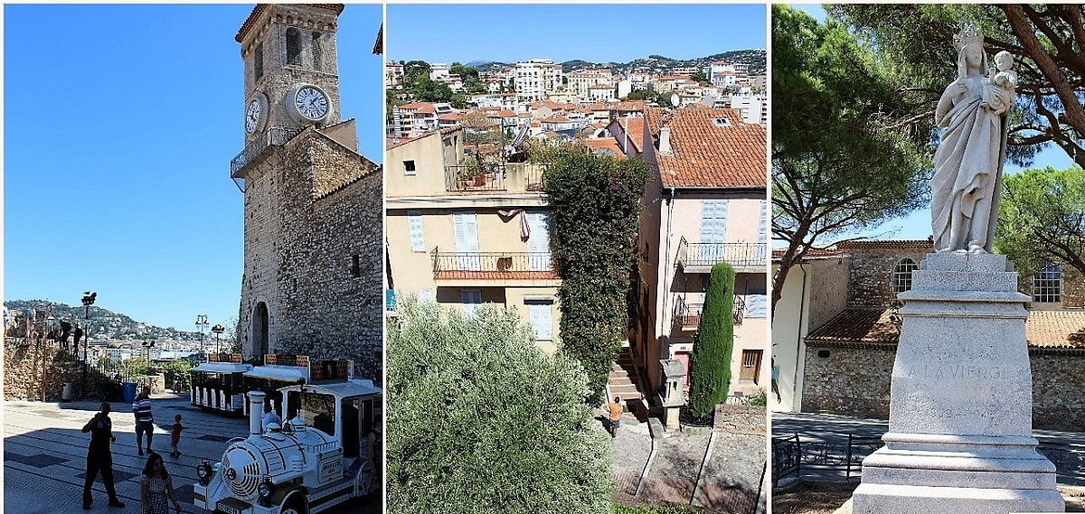 Cathedral Notre Dame D Esperance in Old Town, Cannes