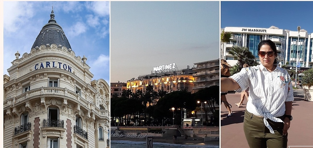 Hotels, Glitz & Glamour in Cannes