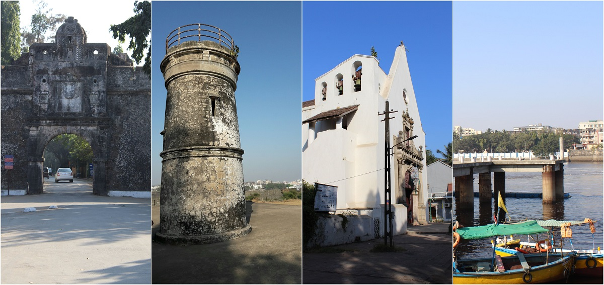 Colonial Forts, Churches, Lighthouses and Monastery in Daman