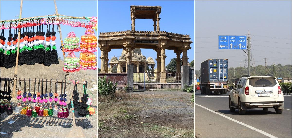Mumbai to Daman, National Highway 8