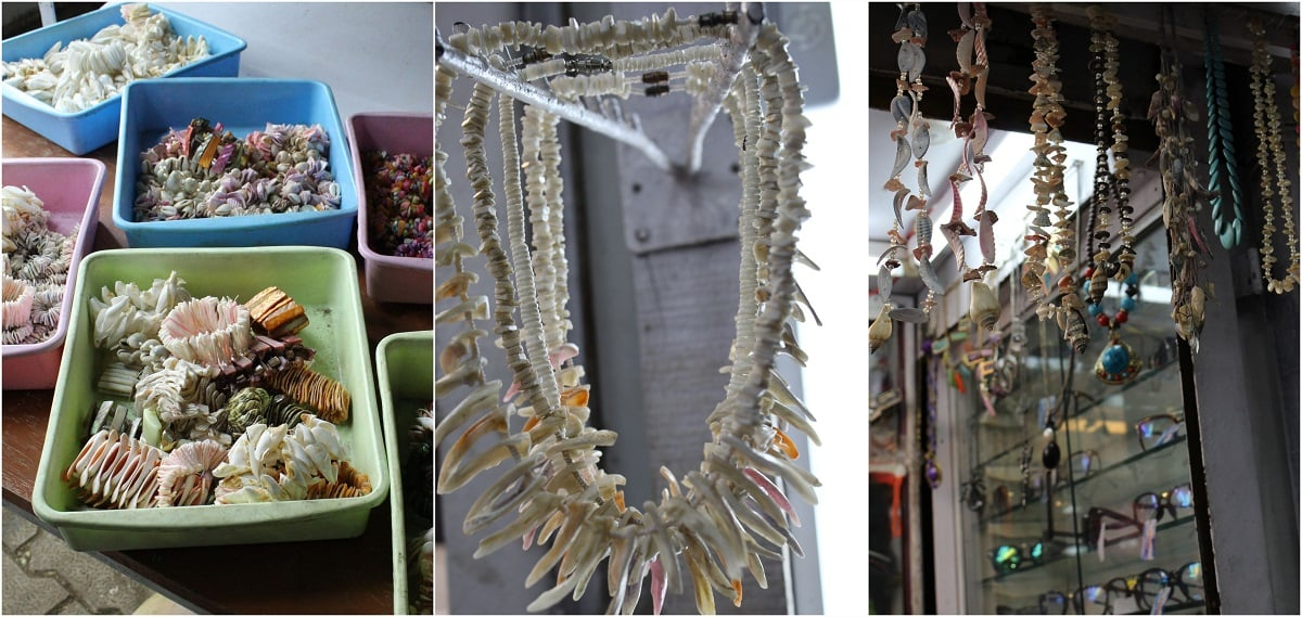 Apparels and Sea Side Jewelry in Daman