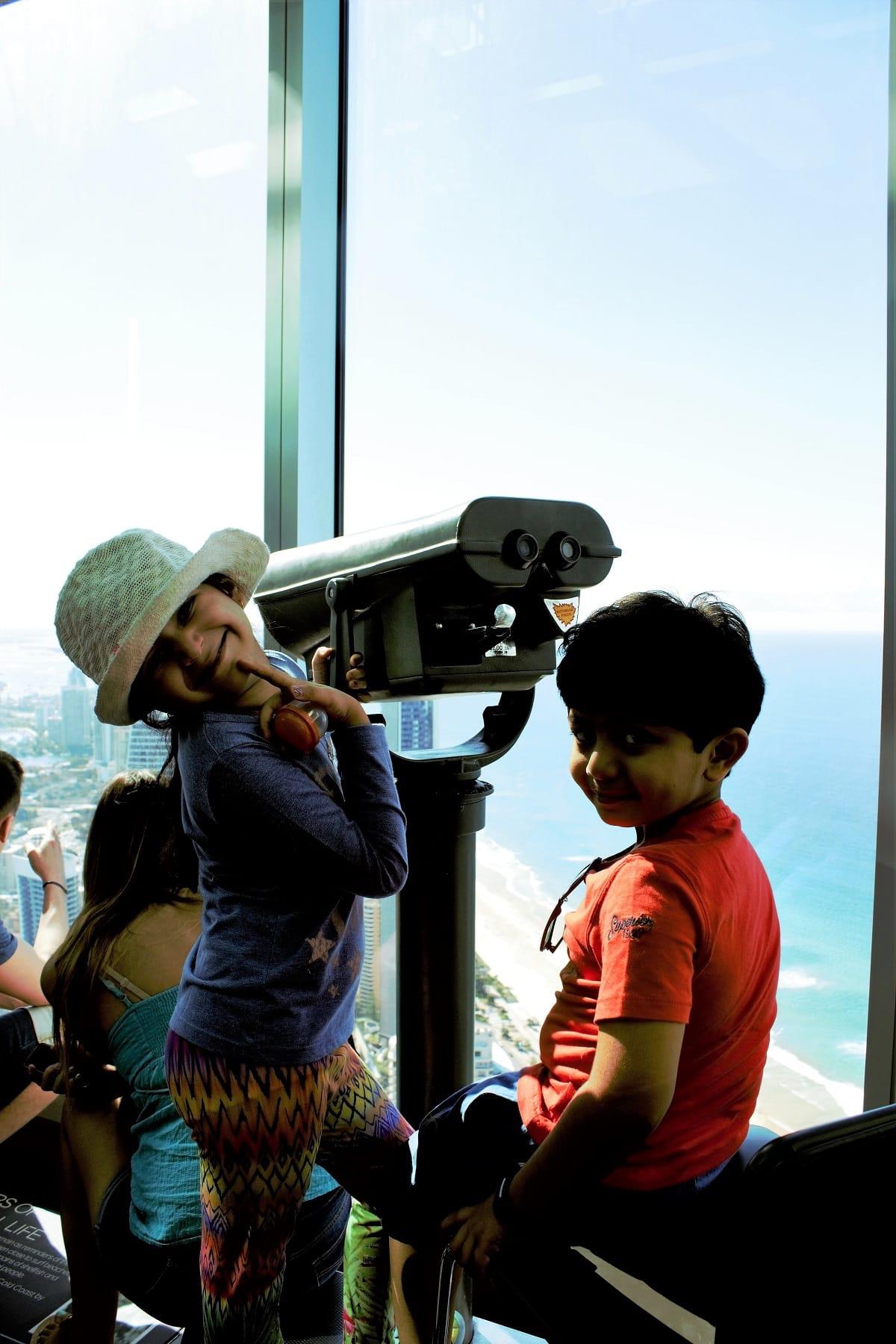 Sky Point Observation Deck, Gold coast