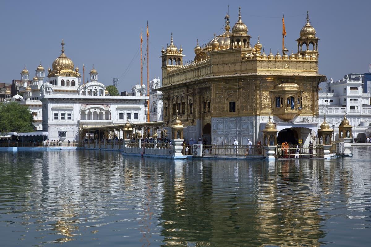 Golden Temple, Punjab