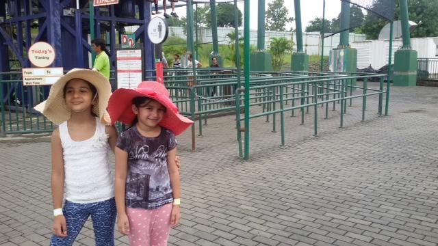 Kids to Explore Adventure at Imagica