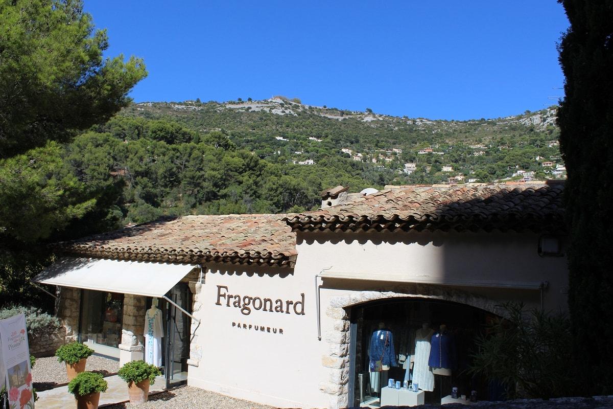 Parfumerie Fragonard in France