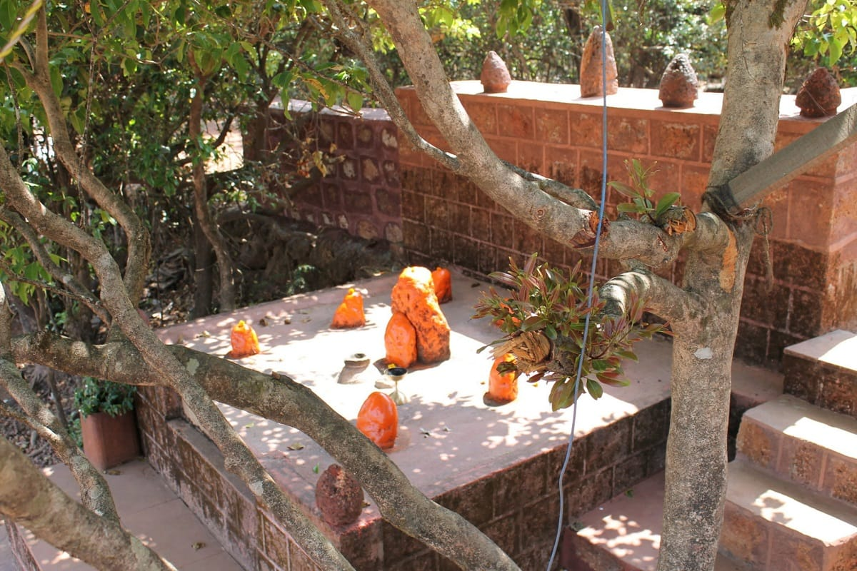 Lord Hanuman's (Monkey God) Temple