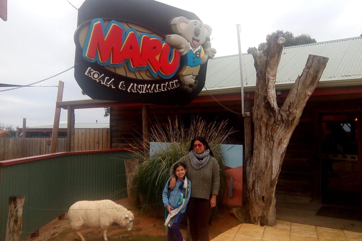 Maru Adventure Park, Melbourne