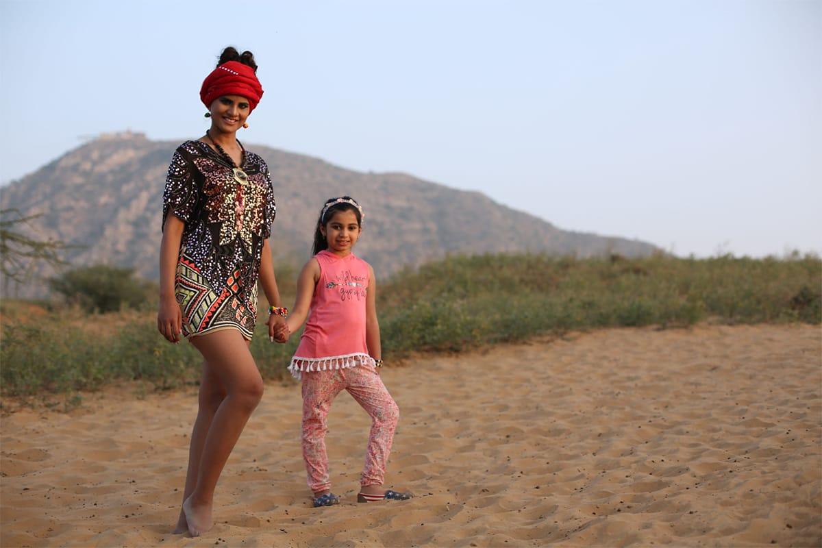 Thar Desert, Pushkar