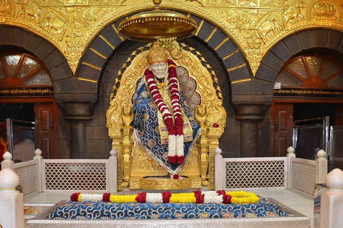 Shirdi's Sadguru Sai Nath Maharaj