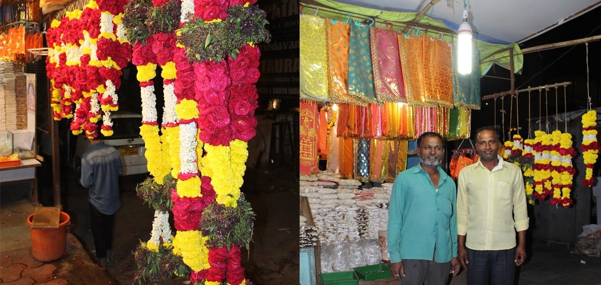 Shops Selling Prayer Items used for Pooja in Shirdi