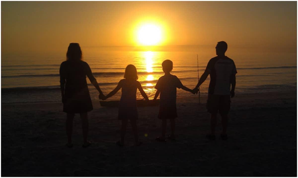Family & Friends Wonderful Memories on Dapoli Beaches
